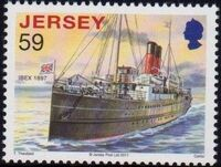 Jersey 2011 Shipwrecks c