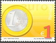 Portugal 2002 Euro g