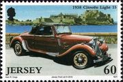 Jersey 2010 Vintage Cars d