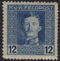 Austria 1917-1918 Emperor Karl I (Military Stamps) g.jpg