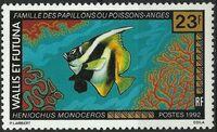 Wallis and Futuna 1992 Fishes c