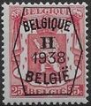 Belgium 1938 Coat of Arms - Precancel (2nd Group) c.jpg