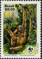 Brazil 1984 WWF - Southern Muriqui b.jpg