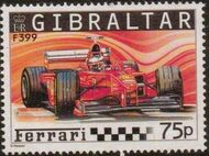Gibraltar 2004 Ferrari Formula 1 Cars e