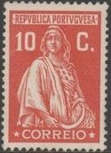 Portugal 1926 Ceres (London Issue) f