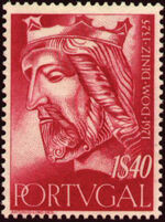 Portugal 1955 Portuguese Kings f