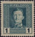 Austria 1917-1918 Emperor Karl I (Military Stamps) a.jpg