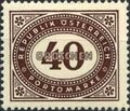 Austria 1947 Postage Due Stamps - Type 1894-1895 with 'Republik Osterreich' p.jpg
