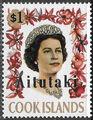 Aitutaki 1972 Flowers from Cook Islands Overprinted AITUTAKI j.jpg