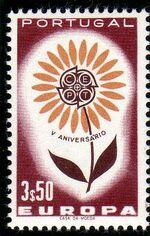 Portugal 1964 Europa b
