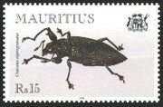 Mauritius 2000 Insects (Beetles) d
