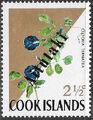 Aitutaki 1972 Flowers from Cook Islands Overprinted AITUTAKI c.jpg