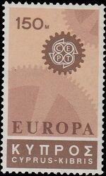 Cyprus 1967 Europa-CEPT c