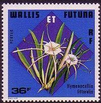 Wallis and Futuna 1978 Flowers d