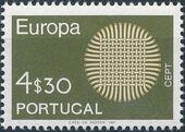 Portugal 1970 Europa c