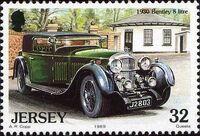 Jersey 1989 Vintage Cars e
