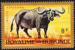 Burundi 1964 Animals b