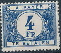 Belgium 1953 Postage Due Stamps (Digit on White Background) c.jpg