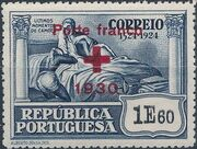 Portugal 1930 Red Cross - 400th Birth Anniversary of Camões d