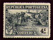 Portugal 1924 400th Birth Anniversary of Camões c