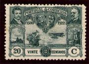Portugal 1923 First flight Lisbon Brazil h