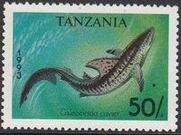 Tanzania 1993 Sharks c