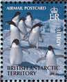 British Antarctic Territory 2003 Penguins of the Antarctic i.jpg