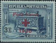 Portugal 1930 Red Cross - 400th Birth Anniversary of Camões e