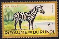 Burundi 1964 Animals a
