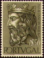 Portugal 1955 Portuguese Kings g