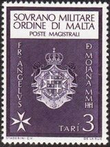 Sovereign Military Order of Malta 1966 Different subjects h