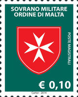 Sovereign Military Order of Malta 2014 The Maltese Cross b