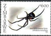 Zimbabwe 2003 Spiders c