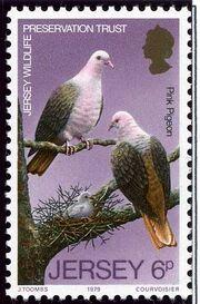 Jersey 1979 Jersey Wildlife Preservation Trust a