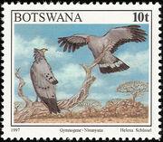 Botswana 1997 Birds b