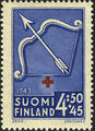 Finland 1943 Coats of Arms - Finnish Red Cross d.jpg