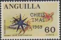 Anguilla 1969 Christmas e