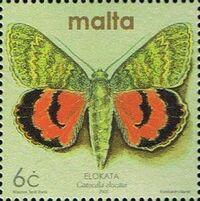 Malta 2002 Butterflies and Moths l