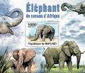 Burundi 2011 Elephants of the African Savanna SSb.jpg