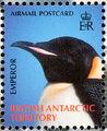 British Antarctic Territory 2006 Penguins of the Antarctic b.jpg