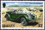 Jersey 1999 Vintage Cars d