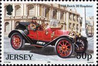Jersey 1992 Vintage Cars f