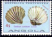 Angola 1974 Sea Shells l