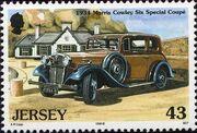 Jersey 1999 Vintage Cars e