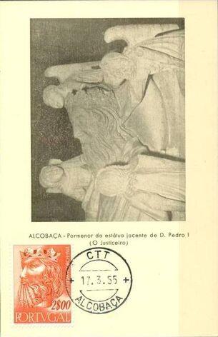 Portugal 1955 Portuguese Kings q