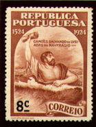 Portugal 1924 400th Birth Anniversary of Camões f