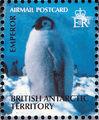 British Antarctic Territory 2003 Penguins of the Antarctic l.jpg