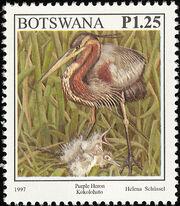 Botswana 1997 Birds m
