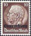 German Occupation-Luxembourg 1940 Stamps of Germany (1933-1936) Overprinted in Black f.jpg