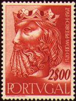 Portugal 1955 Portuguese Kings h